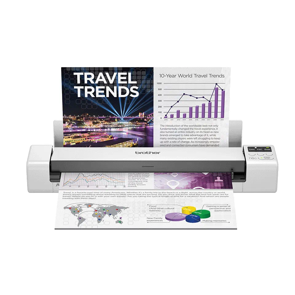 DS-940DW scanner portable WiFi